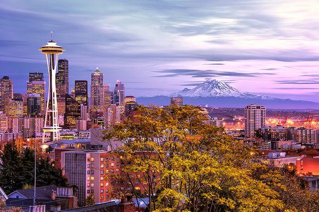 Altocumulus Lenticularis Explored Seattle Wallpaper Seattle