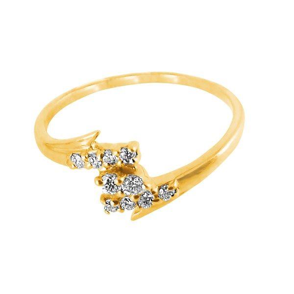 Jpearls Emma Finger Ring