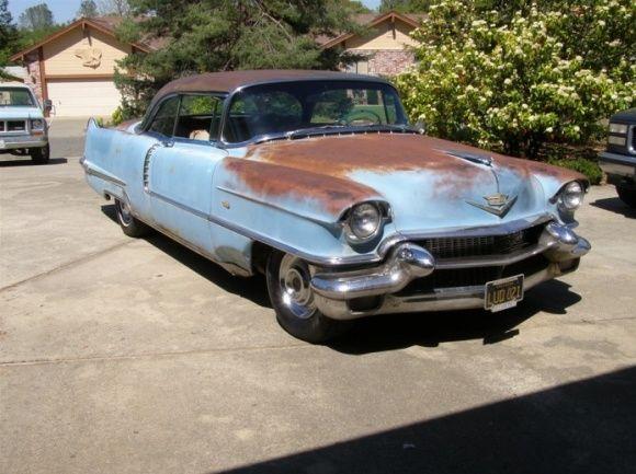 1956 Cadillac Series 62 hardtop coupe | CADDYS | Pinterest ...