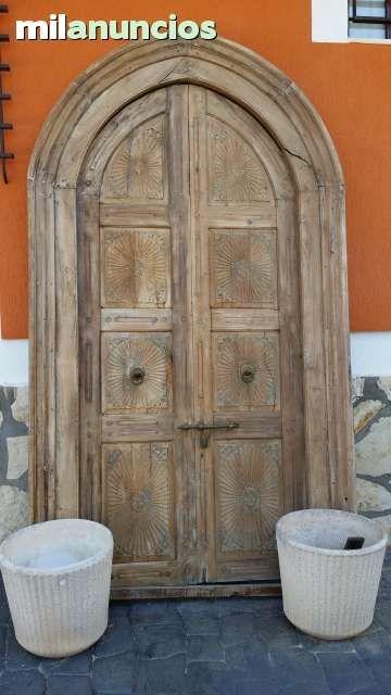 MIL ANUNCIOSCOM - Puerta indias antigua Casa y Jardín puerta