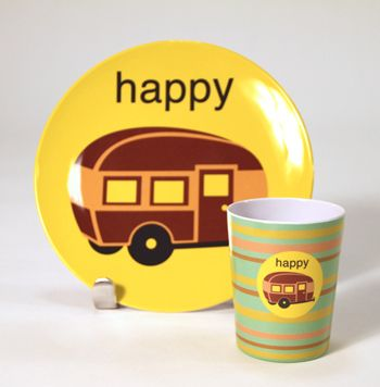 Would love to have these as our camping dishes!