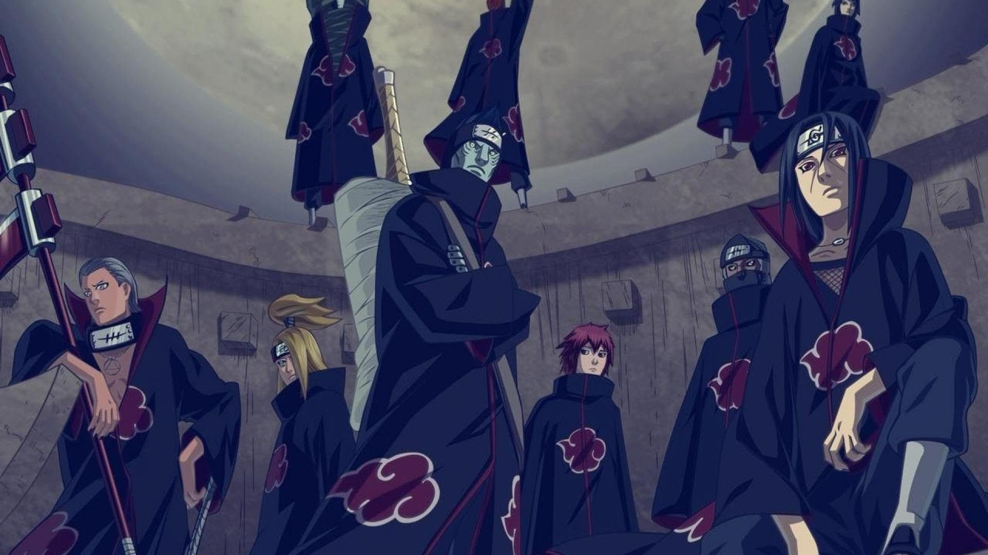 Wallpaper Naruto Shippuden 4k Naruto Shippuden Wallpaper Akatsuki Wallpapertag 1366x768 Naruto Shippu In 2020 Wallpaper Naruto Shippuden Akatsuki Hd Anime Wallpapers
