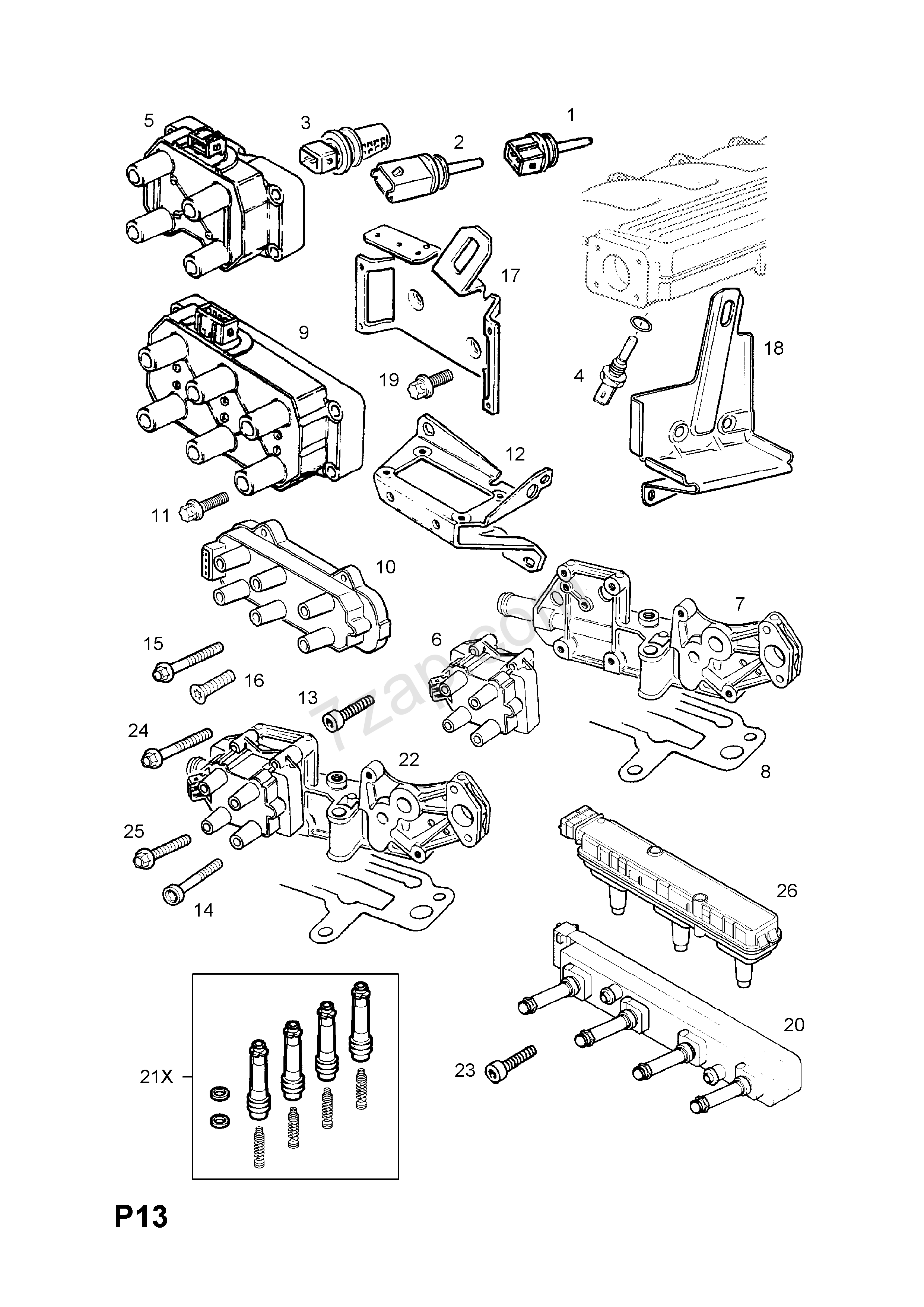 Basic Engine Wiring