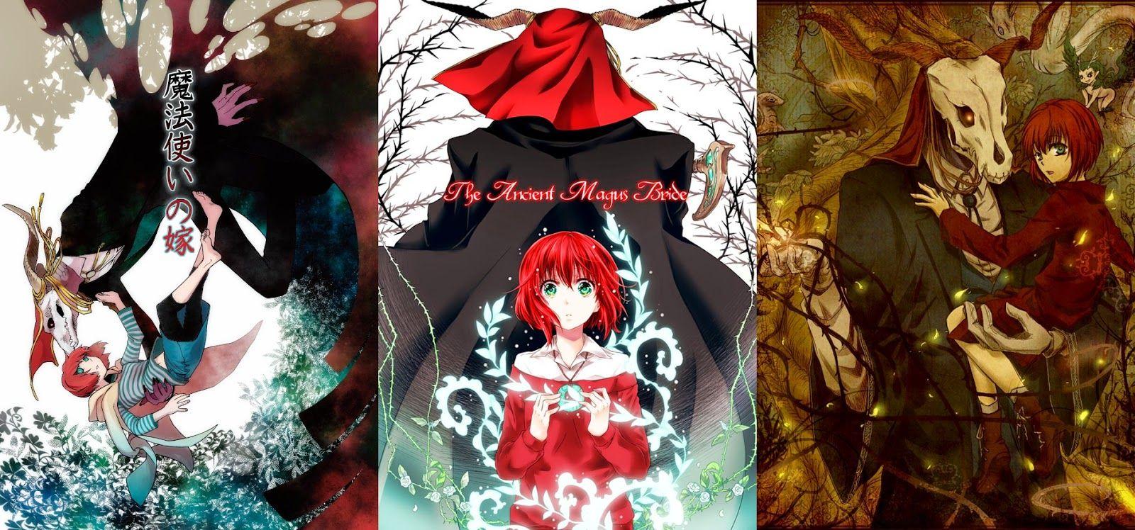 Mahou Tsukai No Yome Ellias Google Search Ancient Magus Bride