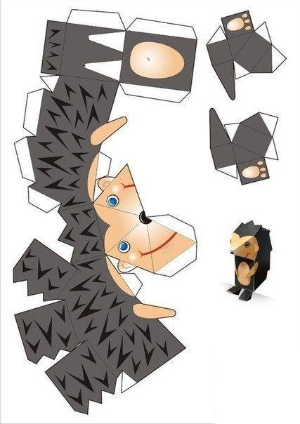 Tiere Falten Aus Papier Vorlagen Dekoking Com 4 Kinder Basteln Papier Basteln Mit Papier Tiere Falten