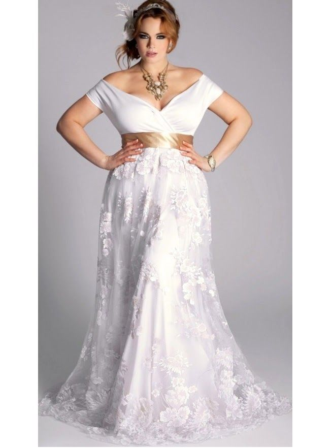 second marriage wedding dresses | plus size wedding dresses for ...
