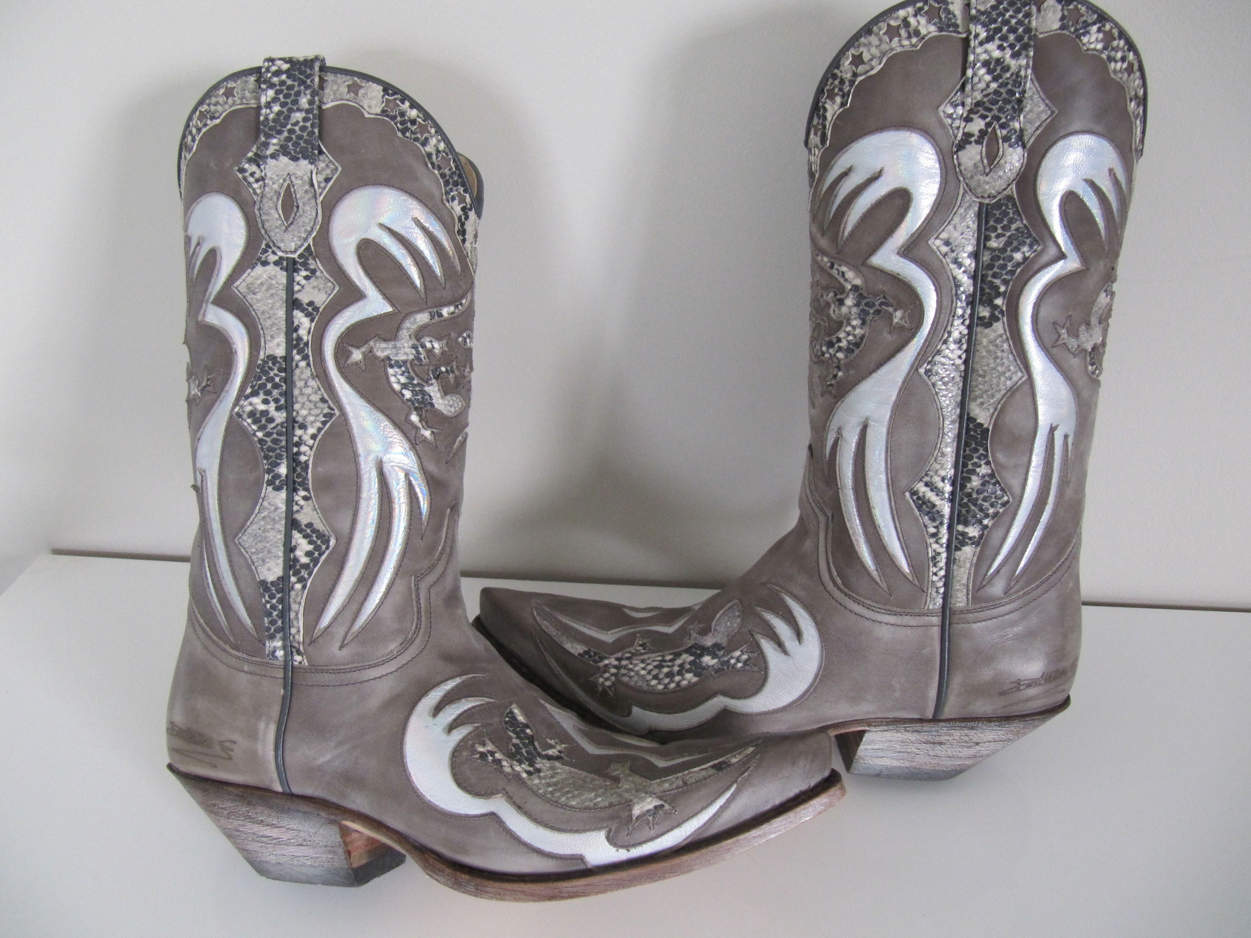 9c11fad5635 Bottes Sendra signées David Villellas Cowboy Boots