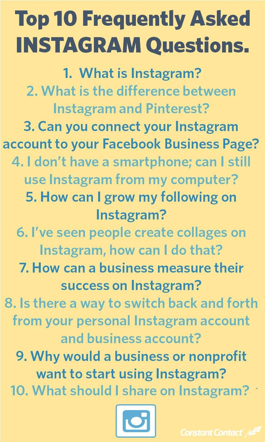 Did we answer your Instagram question? For more tips