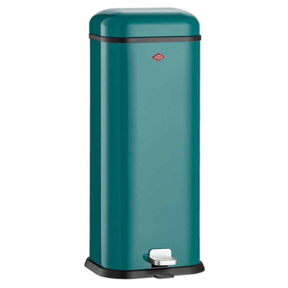 Discover the Wesco Superboy Bin - 20L - Turquoise at Amara ...