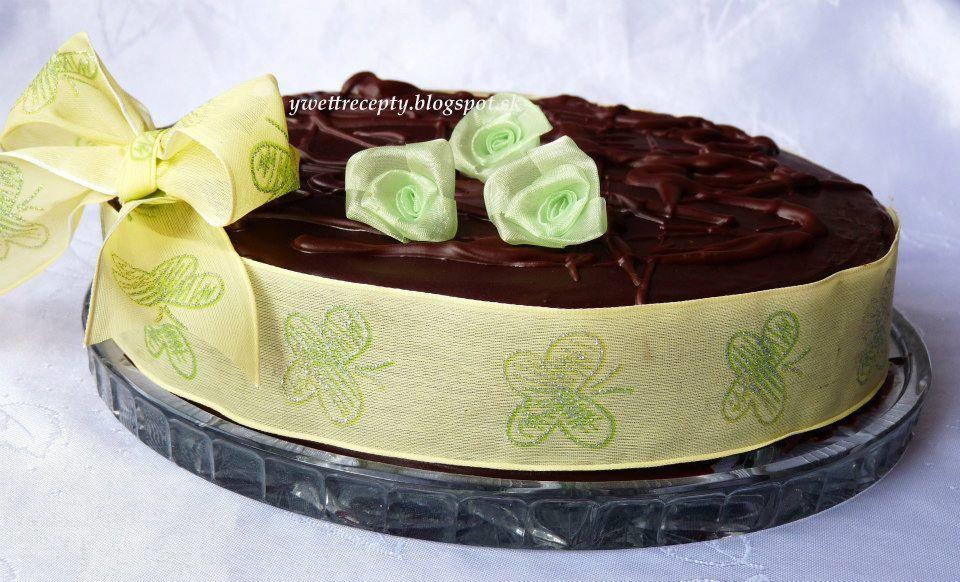 Fotorecept: Sacherova torta