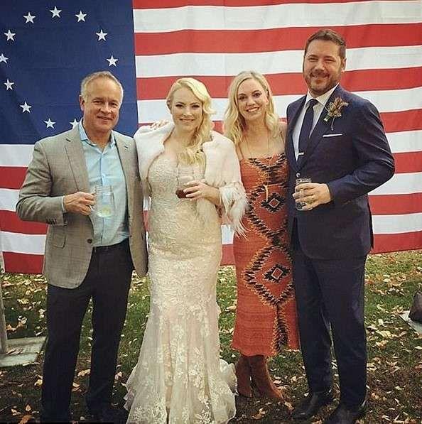 Bridget Mccain: Meghan McCain And Ben Domenech Wedding Pictures