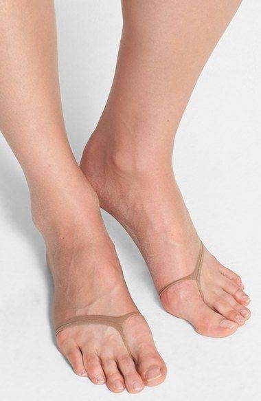 pantyhose Donna karen toeless