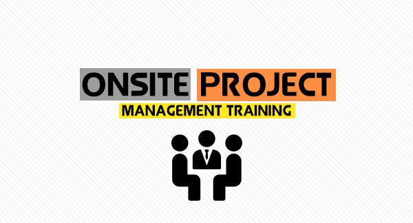 Register yourself for onsite project management training classes ...