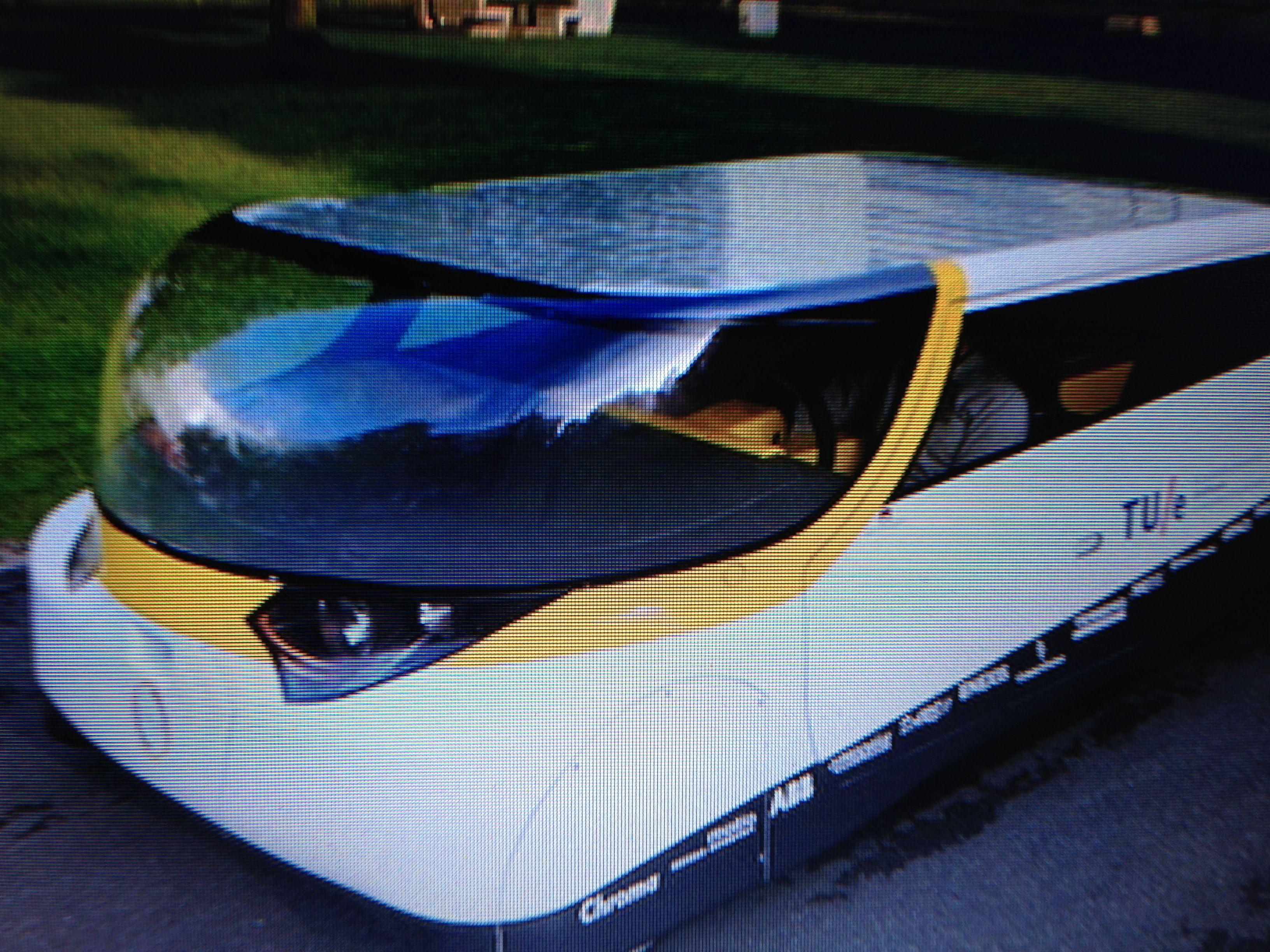 Auto op zonne-energie.