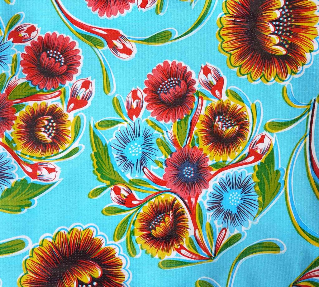 Mexican Quot Oilcloth Quot Tablecloths Mexican Artesan