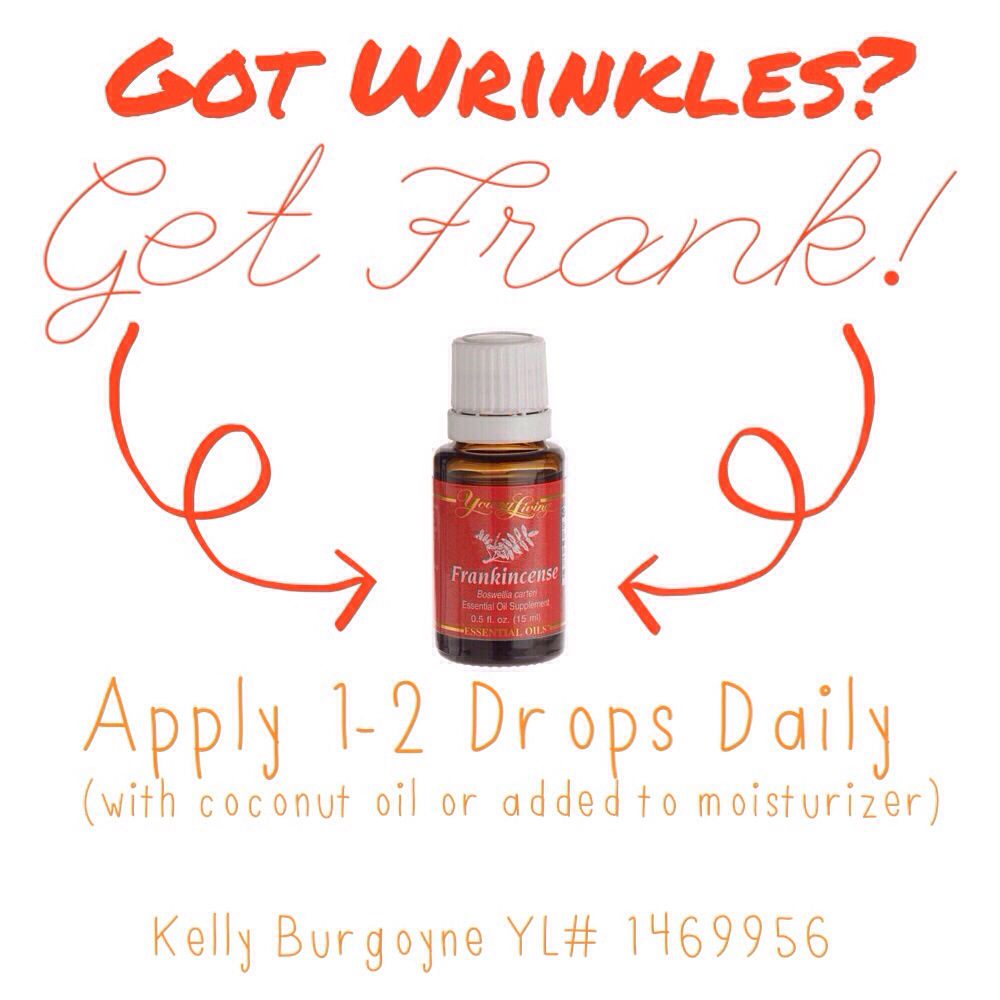 what is young living frankincense used for