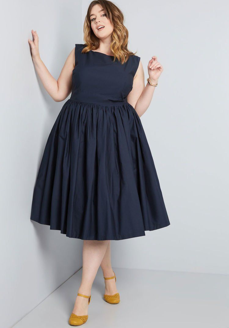 Fabulous Fit And Flare Dress With Pockets Bridesmaid Dresses Plus Size Flare Dress Fit And Flare Dress