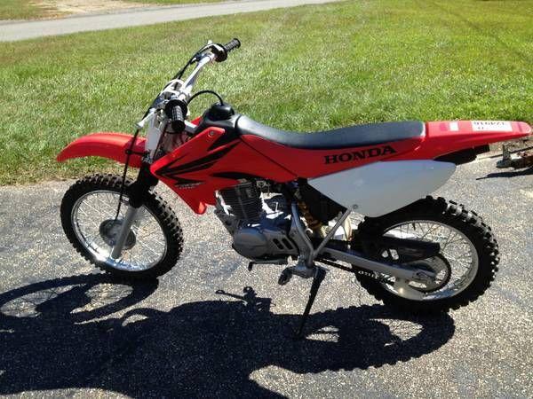 80cc Dirt Bike 2007 Honda Dirt Bike 80cc 1 200 Image 1 80cc
