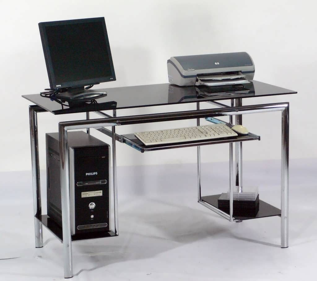 desk computer at depot more desks office pin corner check diy ideas