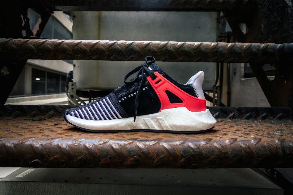 http://www.43einhalb.com/adidas-eqt-support-93-17-schwarz-pink-119885?p=p43-63-f29ab9    Sneaker   Pinterest   Adidas eqt support 93 and Adidas