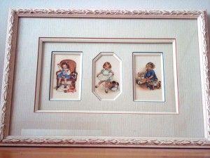 ouvertures multiples 3 petites filles