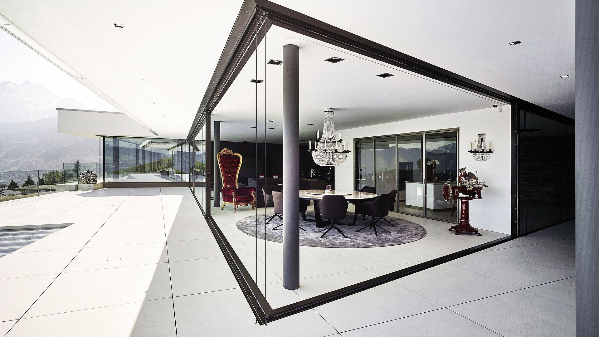 Privathaus Schweiz - air-lux.ch | Design + Architecture | details ...