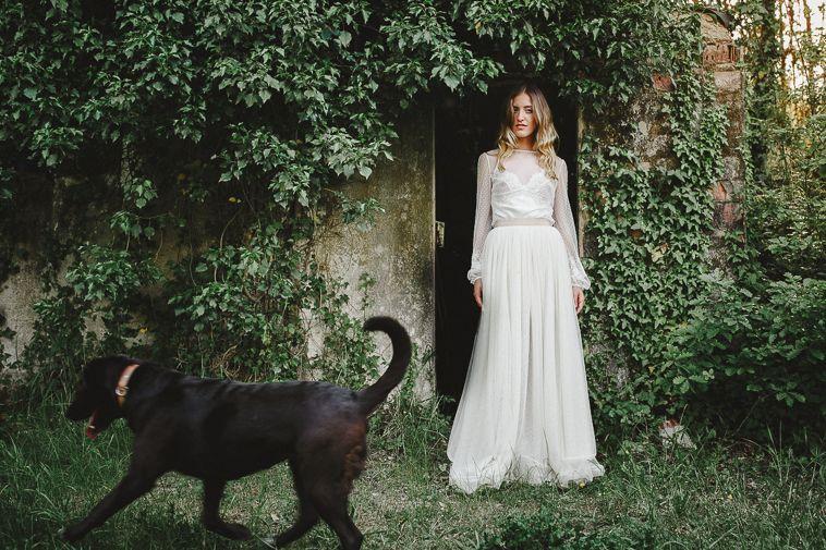 Vestidos boda vintage barcelona
