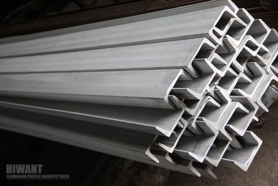 Extruded Aluminium Profile Wholesale High Quality Low Price Made In China Stainless Steel Channel Stainless Steel Bar Extruded Aluminum