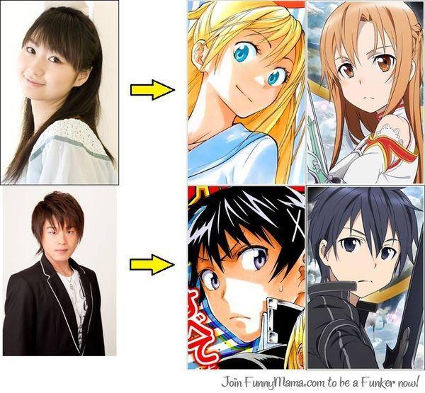 Haruka Tomatsu Sword Art Online Sword Art Anime Like english voice artists, japanese voice artists are. haruka tomatsu sword art online