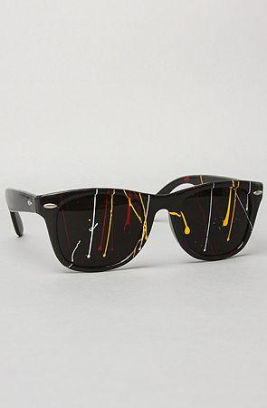 3bbc90fa06 Replay Vintage Sunglasses The Wayfarer Paint Sunglasses