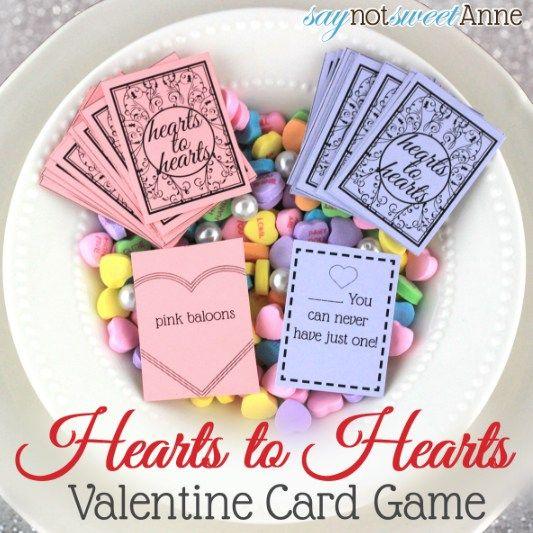 Church Valentine Banquet Games. Valentine ~ Valentine Games ...
