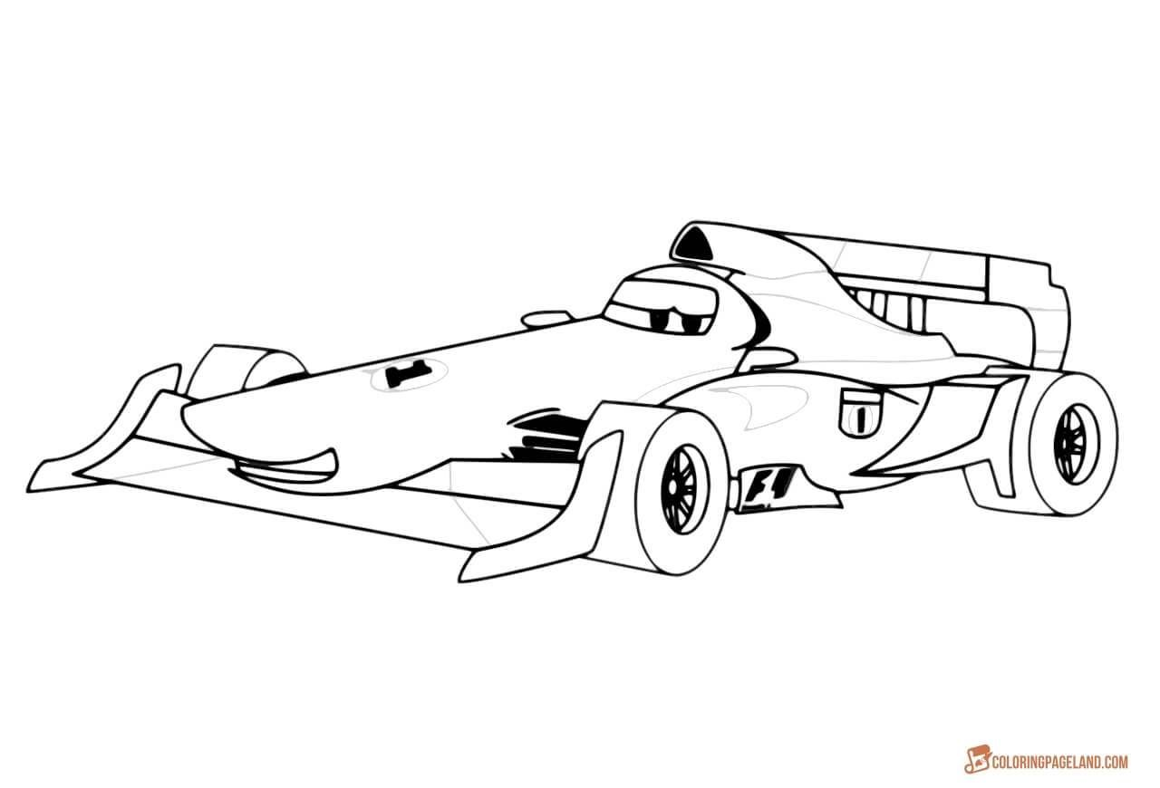 Cars 2 Coloring Pages Coloring Pages Cars Coloring Pages Francesco