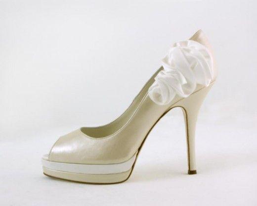 790befc16ea J. Bournazos Νυφικά Παπούτσια | Shoes | Shoes, Fashion