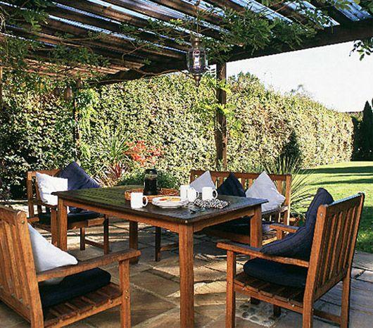 Outdoor Dining Area Ideas
