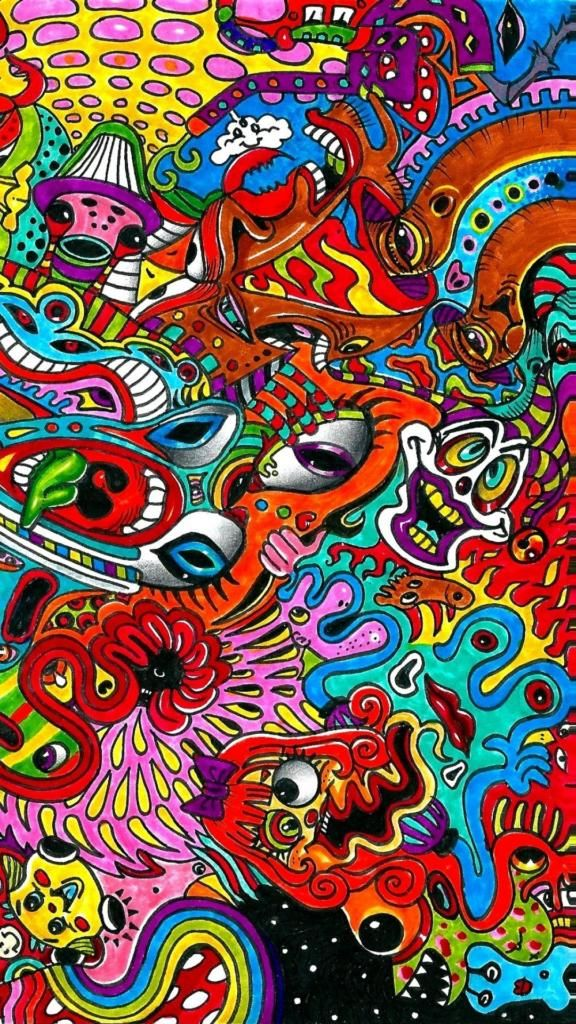 Iphone X Background 4k Trippy Psychedelic 6 Download Free Hippie Wallpaper Trippy Iphone Wallpaper Psychedelic Art