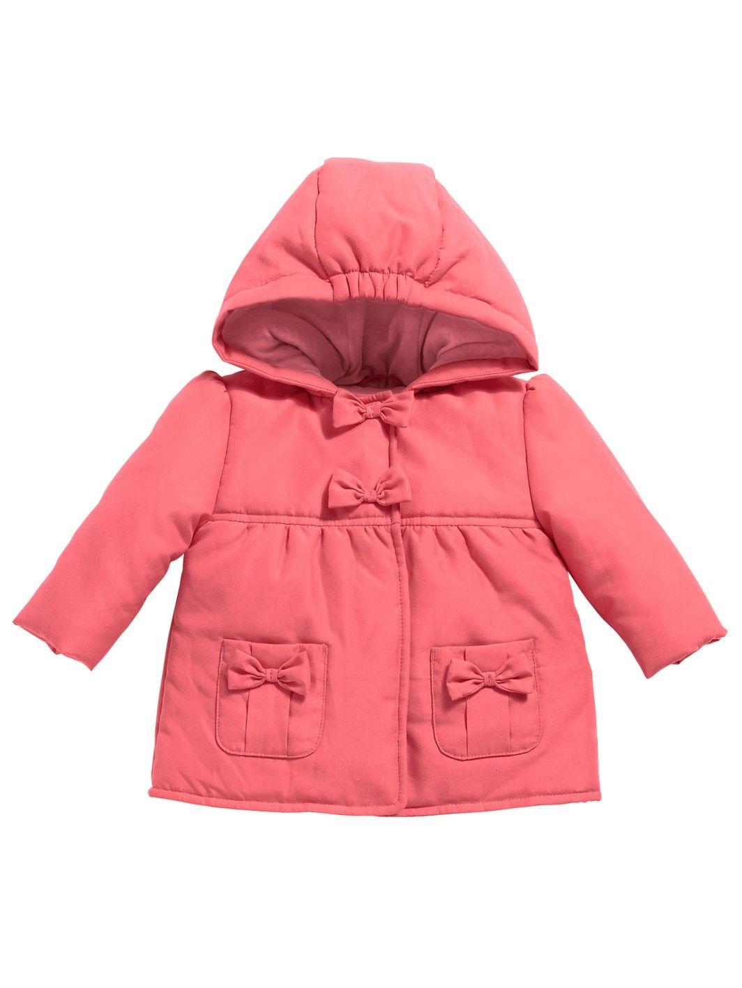 Ladybird Baby Girls Empire Line Jacket