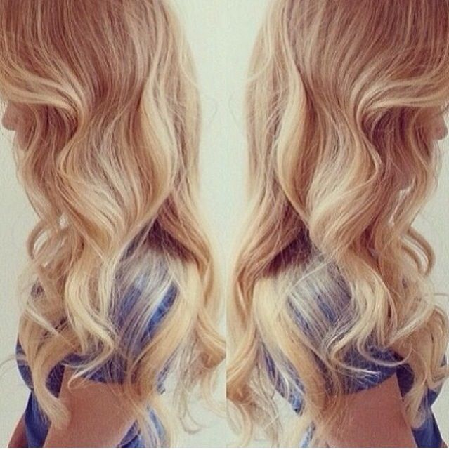 Love these soft waves!
