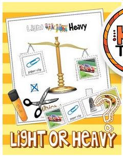 https://www.teacherspayteachers.com/FreeDownload/Sort-by-Weight-Mini ...