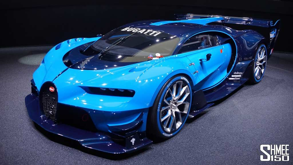 This Is Where You'll Go To Buy The New Bugatti Chiron In The US ...
