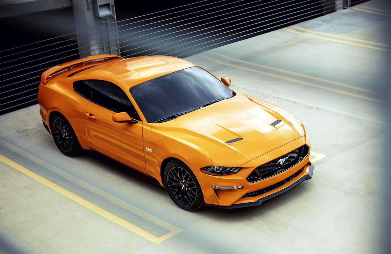 2021 Ford Mustang Mach 1 Redesign