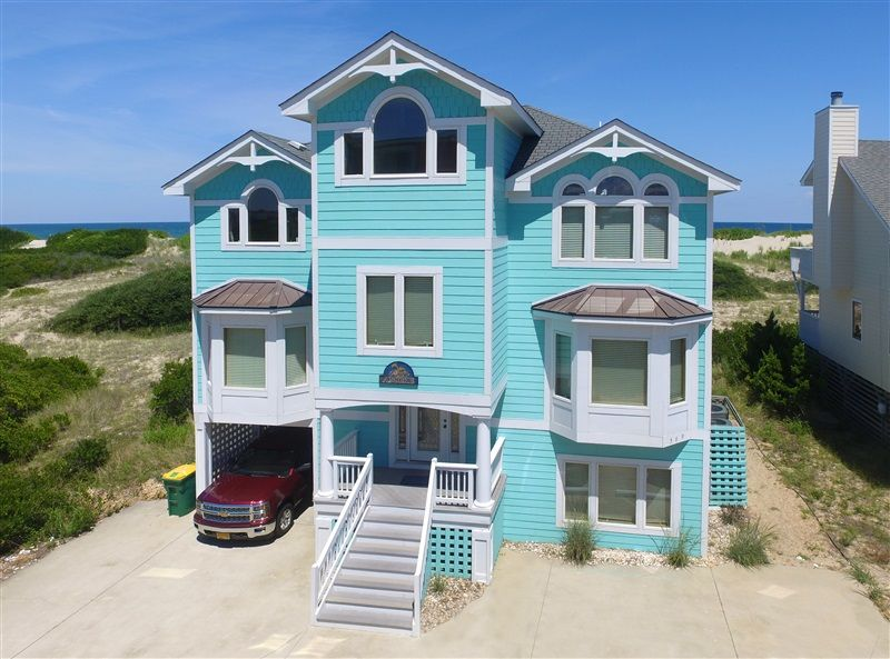 AMORE 431 l Corolla Outer Banks NC Vacation Rental Home l