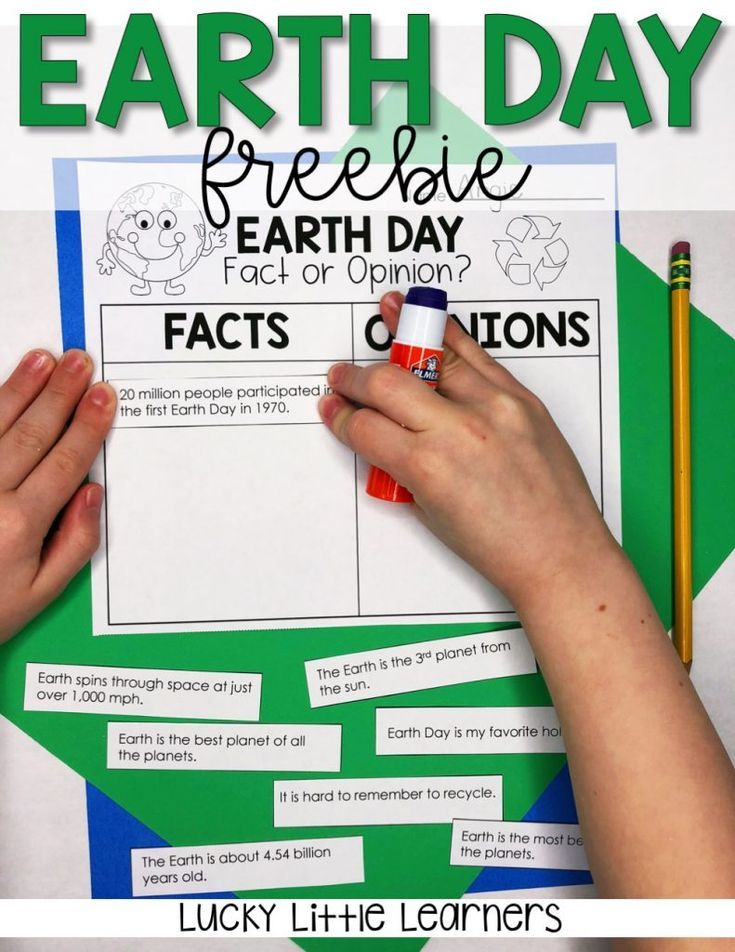 Earth Day in the Classroom | Free worksheets, Student learning and ...