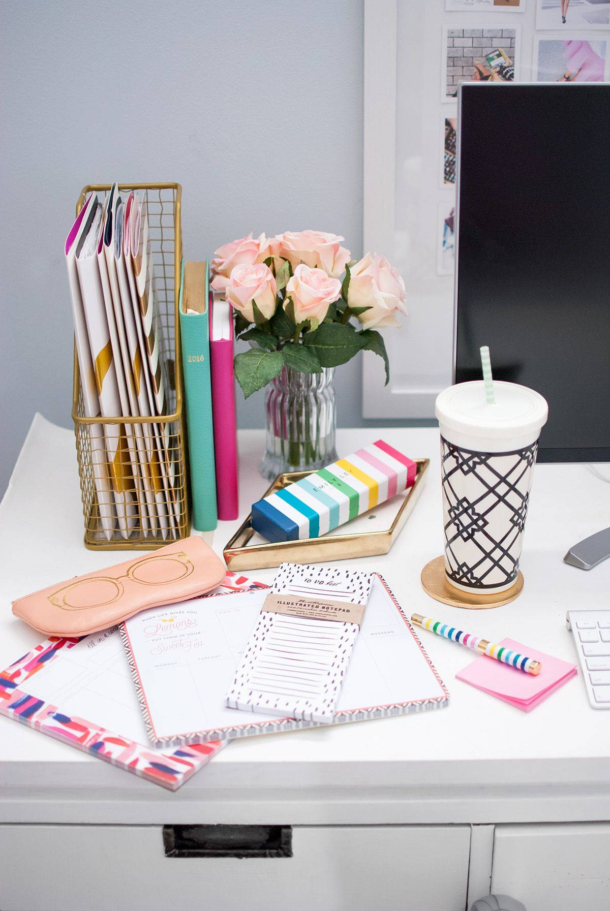 5 Smart Desk Accessories To Get Organized Productive A Giveway