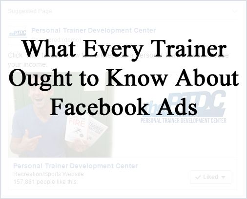31 Strategies that helped grow the Personal Trainer Development Center's Facebook Page from 19,413 fans to 176,000+ fans, and added over $500,000 in profit