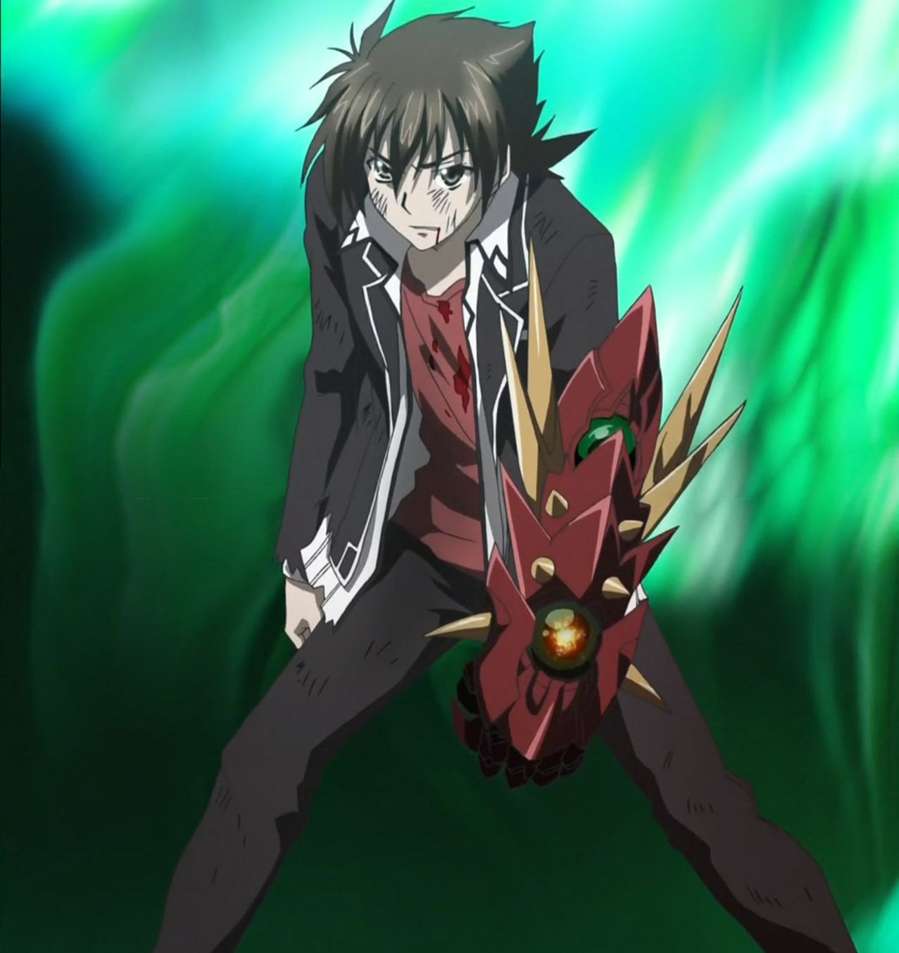 Main character in high school dxd but not the leader - Highschool dxd myanimelist ...