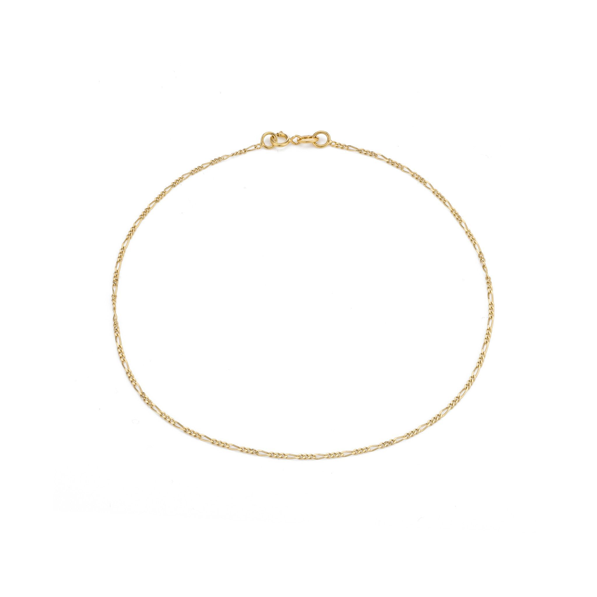 sparkly white ankle natural gold anklets fine bracelet diamond clear anklet pin