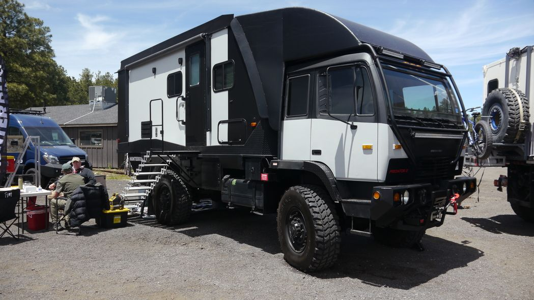 The biggest behemoths of the 2019 Overland Expo
