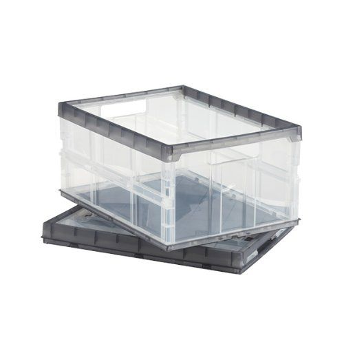The Container Store Collapsible Crate