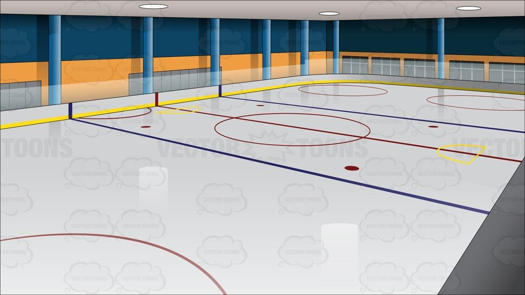 Ice Hockey Rink Background Ice Hockey Rink Hockey Hockey Rink