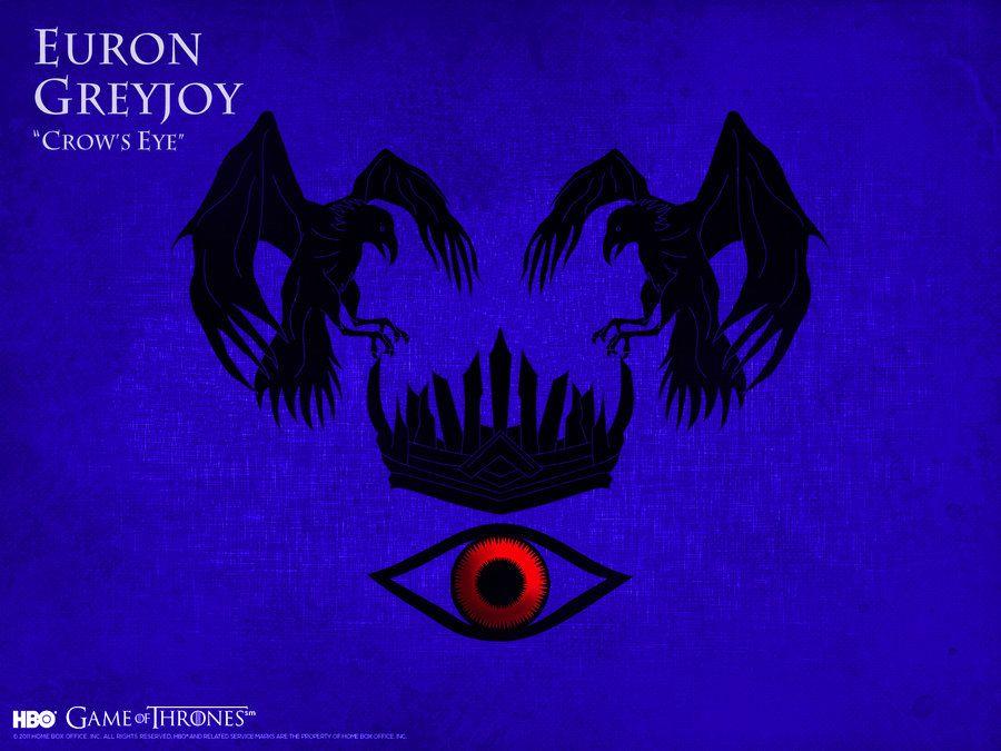 Euron Greyjoy Wallpaper by SiriusCrane on DeviantArt | A ...